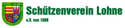 Schützenverein Lohne e.V. von 1608 Logo